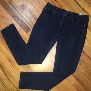 Levi's Dark Wash Denim Skinny Jeans - NWOT